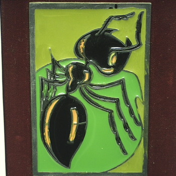 "PELTRO- CESELLATO A MANO""ANT,,XXCentury""03415 - Fine Art"