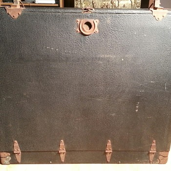 Multnomah Baggageman Proof Trunk/ Odd Shape & Size - Furniture