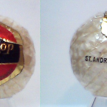 The Henry Cotton Signature Golf Ball