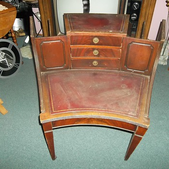 small side table from 30's?
