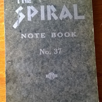 """The Spiral"" Notebook"