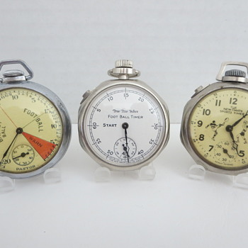 Sports Timers, Dollar Watches - Pocket Watches