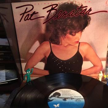 Hey Pat  - Records