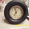 Seth Thomas Goodrich Tire Desk Clock