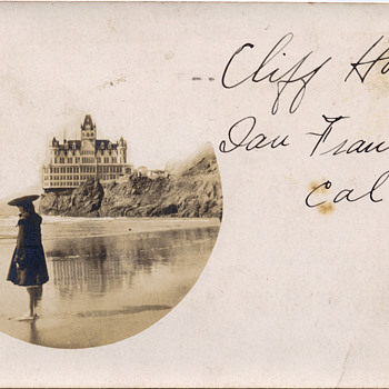 Cliff House postcards - Postcards