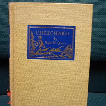 """Cheechako"" by Edgar M. Queeny - Books"