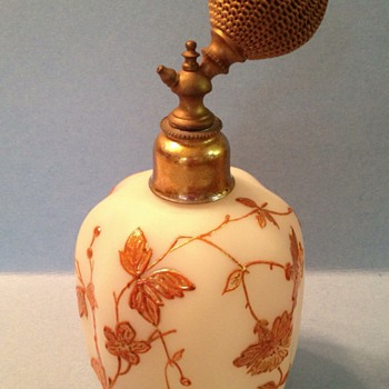 Another vintage perfume - Bottles