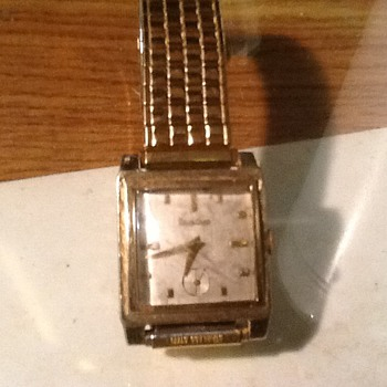 Bulova wrist watch - Wristwatches