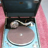 Odeon portable gramophone, my first machine