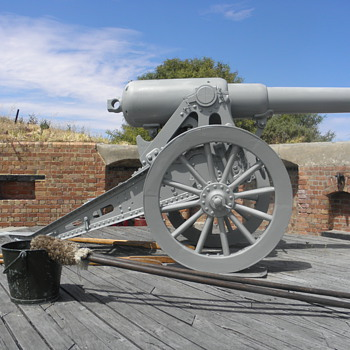 Armstrong Sixty four Pounder  - Military and Wartime