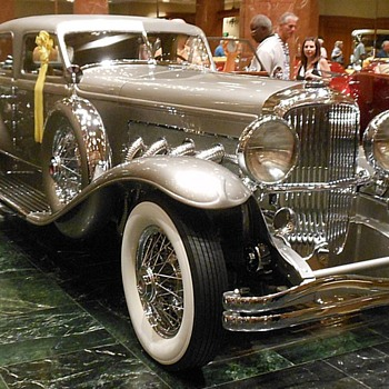 The Nethercutt Collection - Classic Cars