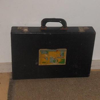 Unofficial Pink Floyd Vintage Briefcase - Bags
