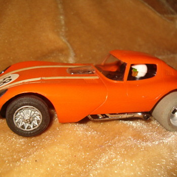 STROMBECKER 1/32ND SCALE CHEETAH - Model Cars