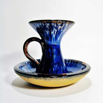 AGGE AHLIN -SWEDEN - Pottery