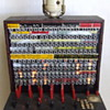 amazing Folk Art Telephone Switchboard Lamp find this weekend