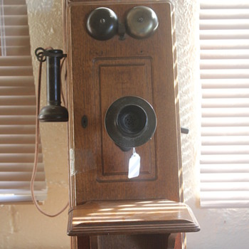 Swedish-American - Patten #141879 - Telephones