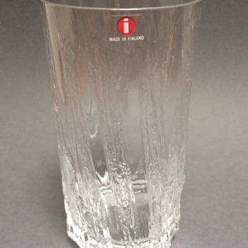 Iittala unknown glass