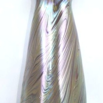 KRALIK VASES, LOETZ DESIGN! - Art Glass