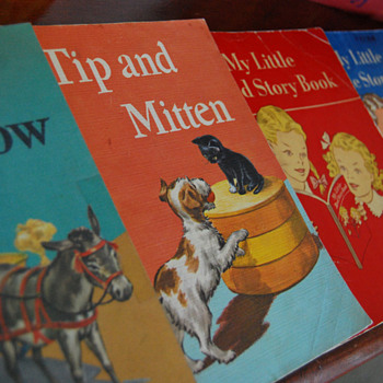 Vintage School Pre-Primer Collection - Books