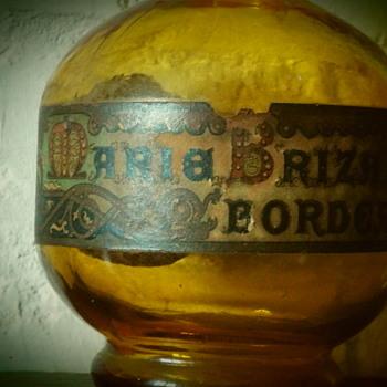Marie Brizard & Roget Topaze - Bottles