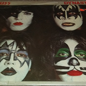 KISS...THE LAST FROM THE 70S - Music Memorabilia