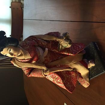 Asian figurines - Asian