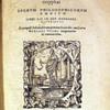 Plotini Platonicorum facile coryphaei Operum Philosophicorum Omnium Libri LIV