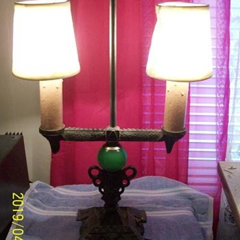 What is it?  Need info, tks. - Lamps