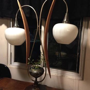 My grandmas table lamp