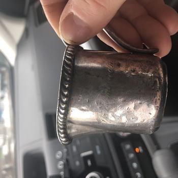 Mystery Gorham Silver