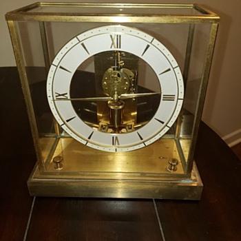 1960s battery clock - Clocks