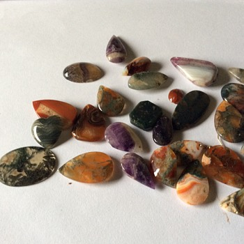 Are these Agates?