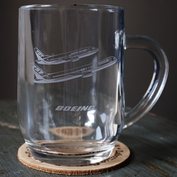 Three Drinking Vessels - Advertising