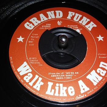 45 RPM SINGLE....#8 - Records