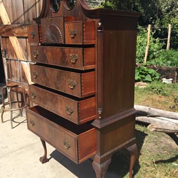 New Tall Boy dresser - Furniture