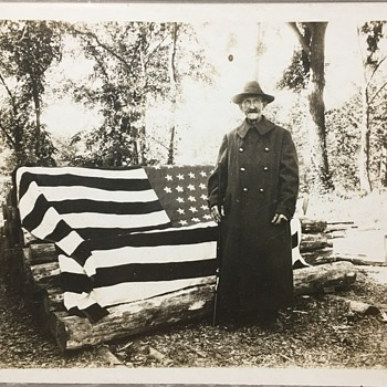 Civil War Veteran, Samuel Winner - Military and Wartime