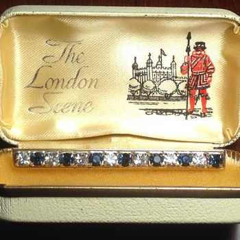 The London Scene  - Costume Jewelry
