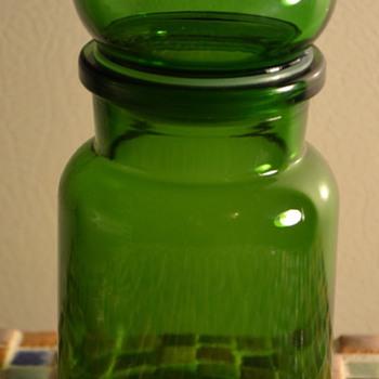 Belgian Glass Container - Bottles