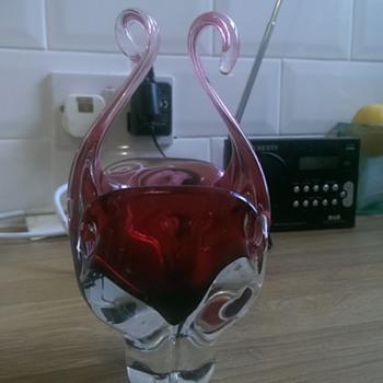 More Skol Union - Art Glass