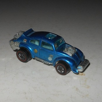Hot Wheels Wednesday Evil Wevil VW 1971 - Model Cars