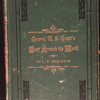 General U.S. Grant's tour around the world. - Books