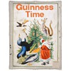 More Vintage Ads With Santa - Early Guinness Study for Poster