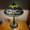 my tiffany  dragon fly lamp