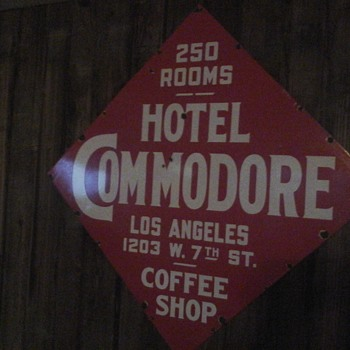 Hotel Commodore Los Angeles