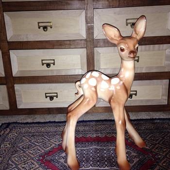 "Bambi 21"" tall  - Animals"