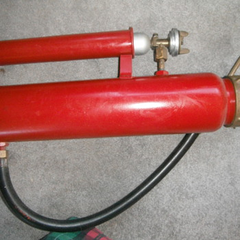 What type is it ? - Firefighting