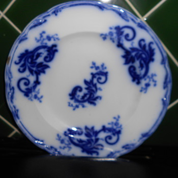 Wedgwood Plate? - China and Dinnerware