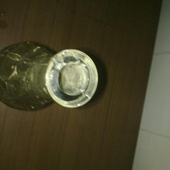 a white bottle - Bottles