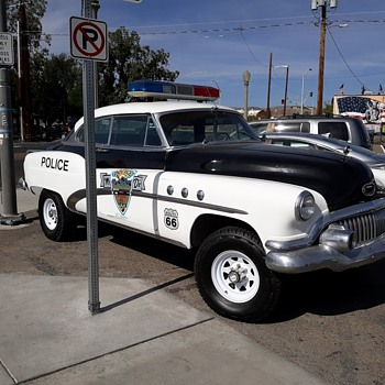 My Recent Road Trip Cars of Route 66 Kingman and Cool Springs Station - Classic Cars