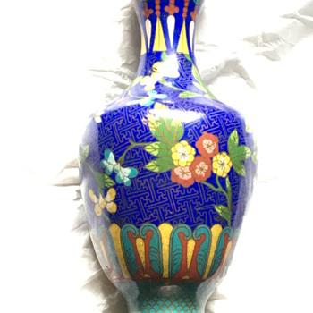 Old vase  - Asian